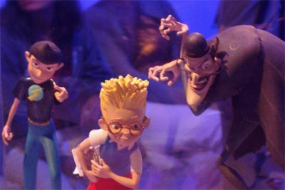Meet the Robinsons.